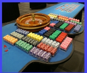 Professional Grade Casino Tables